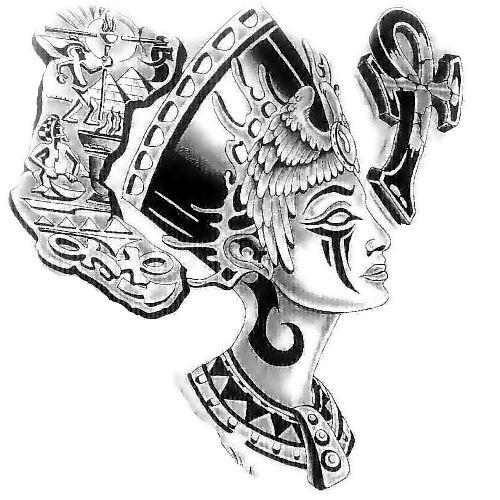 Wzór Tatuażu Egipski Monika Wypożyczalnia Sprzętu